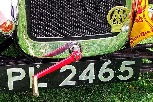 Фото №1 - Тест: Для чего эти штуки на старых автомобилях?