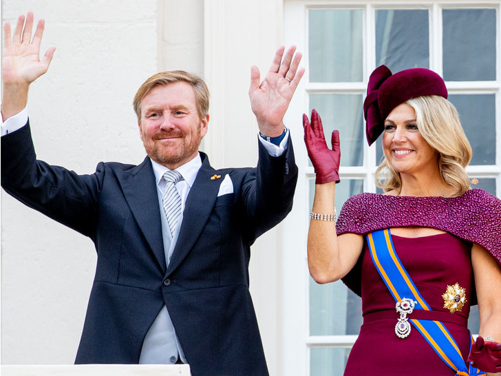 Фото №1 - Голландский скандал: почему королю и королеве Нидерландов пришлось извиняться за свой отпуск