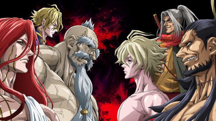Фото №2 - «Хроники о конце света» и другие аниме с самыми эпичными боями 👊💥