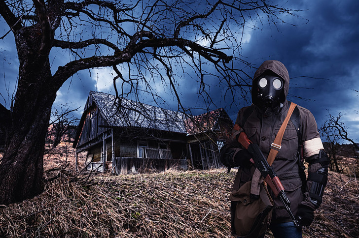 Фото №1 - Топ самых страшных стихийных бедствий, которые могут случиться на Земле