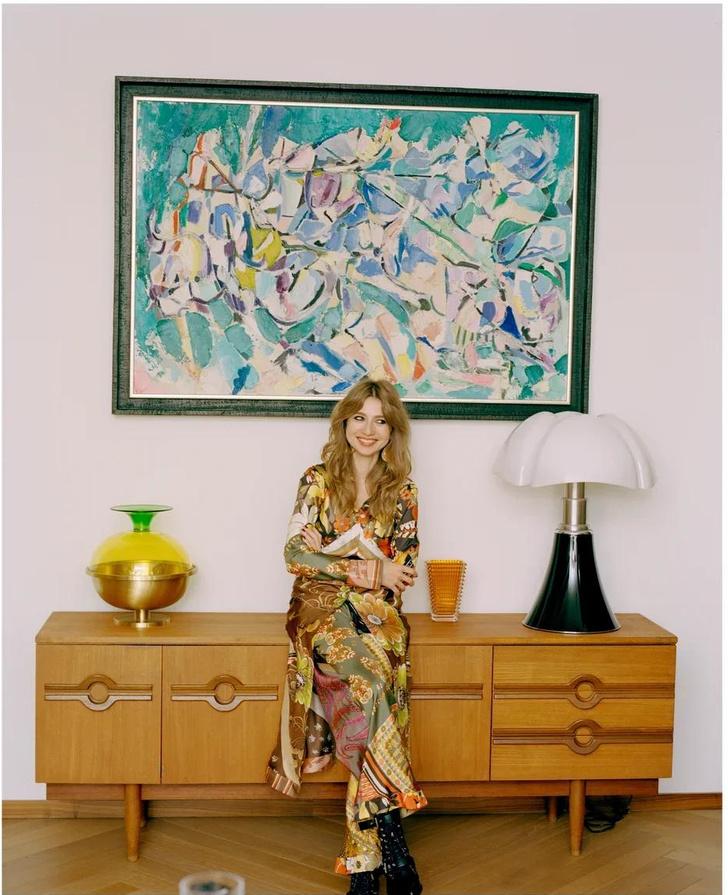 Фото №9 - Домашняя коллекция: какие произведения искусства есть дома у коллекционера Кристины Краснянской