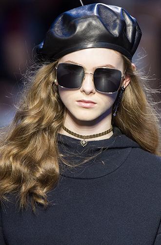 Фото №3 - Берем берет: как носить самый модный головной убор этого сезона