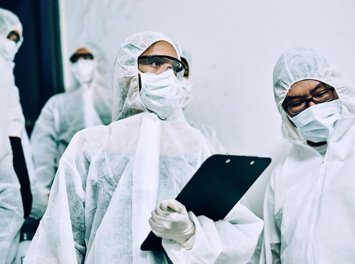 Фото №1 - На передовой: о чем молчат врачи, которые борются с эпидемией коронавируса