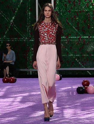 Фото №33 - Неделя Высокой моды в Париже: Dior Couture AW2015/16