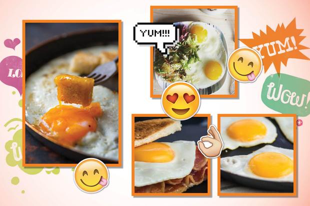 Фото №1 - 5 способов приготовить яйца на завтрак