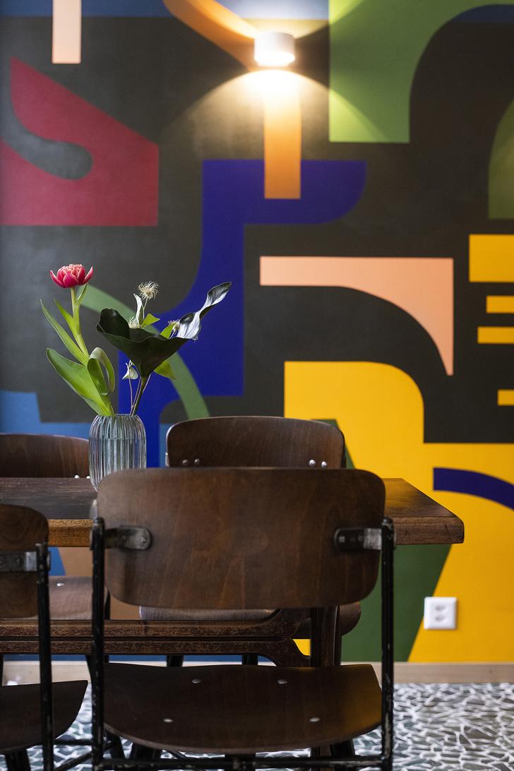Фото №5 - Атмосферное кафе Auberge de Beaulieu в Лозанне