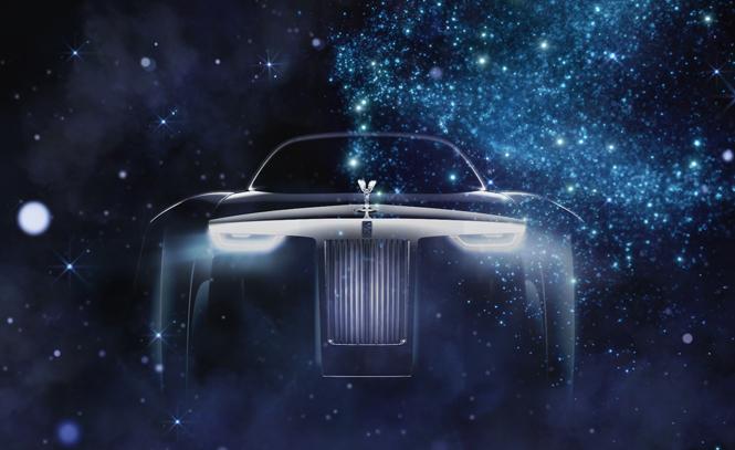 Фото №1 - Spirit of Ecstasy: легенда о «Летящей Леди» Rolls-Royce
