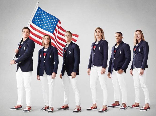 Фото №6 - От Лубутена до H&M: самая обсуждаемая форма олимпийцев-2016