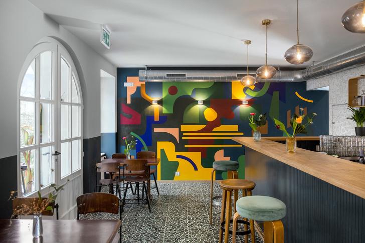 Фото №4 - Атмосферное кафе Auberge de Beaulieu в Лозанне