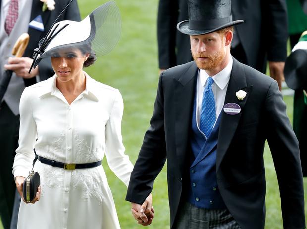Фото №7 - Гарри и Меган – самая нежная королевская пара Великобритании
