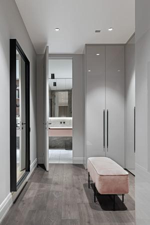 Фото №11 - Квартира в жемчужных оттенках в новом доме на Яузе