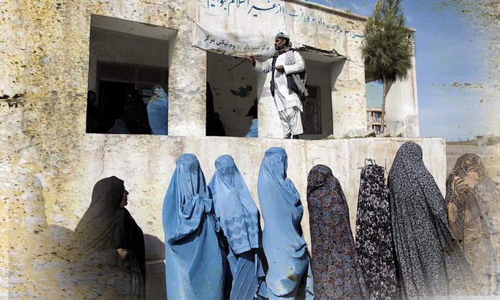 Фото №7 - Что не так с попытками наладить мир в Афганистане и страной в целом