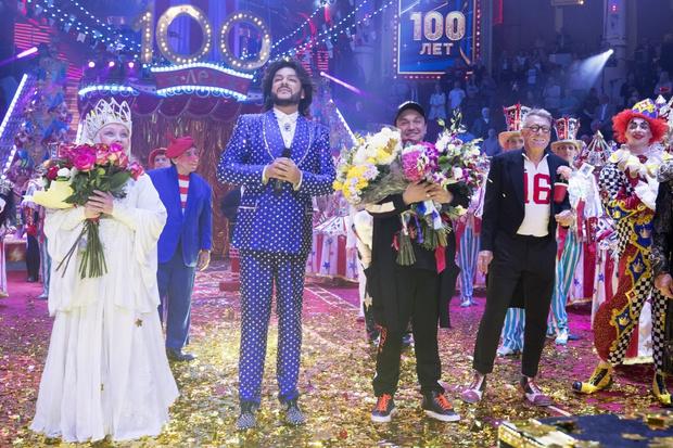Фото №1 - Кристина Орбакайте, Филипп Киркоров, Андрей Малахов и другие звезды отметили 100-летие государственного цирка