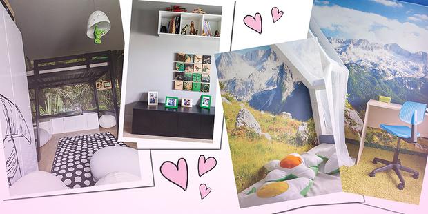 Фото №1 - 5 классных идей, как преобразить свою комнату!