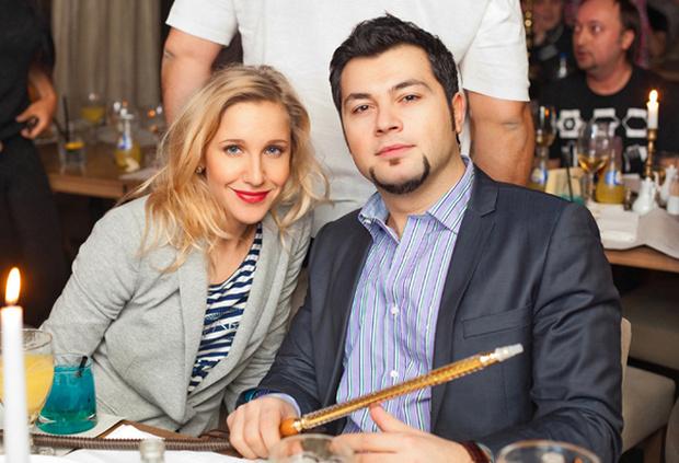 Юлия Ковальчук и Алексей Чумаков: фото