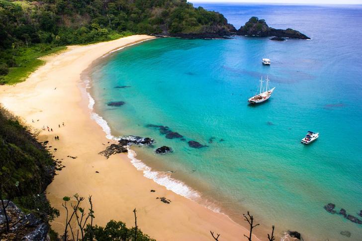 Фото №1 - 10 лучших пляжей планеты