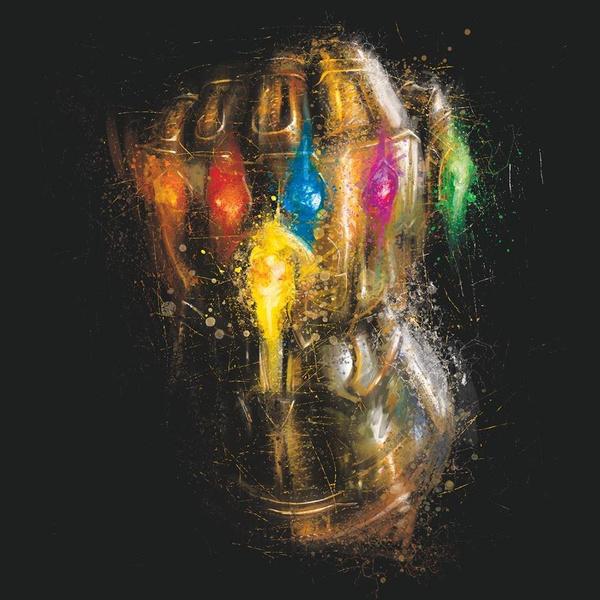 Фото №12 - Новые промо-арты к «Мстителям: Финал»: обновленный Клинт Бартон, Танос, перчатка и многое другое