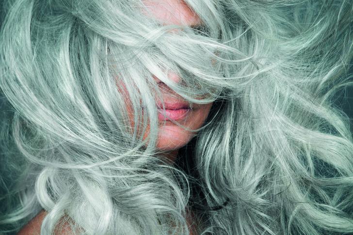поседеть за одну ночь, за несколько часов, минут, можно ли поседеть от стресса страха, резкое поседение волос