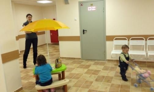Фото №1 - В Лыжном переулке Петербурга открылась долгожданная детская поликлиника
