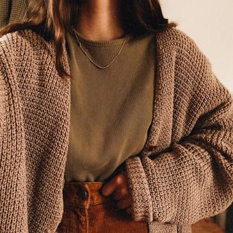Фото №28 - Самый безмятежный тренд лета: как одеться в стиле коттеджкор