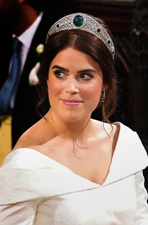 Фото №20 - Интересные факты о свадьбе принцессы Евгении и Джека Бруксбэнка