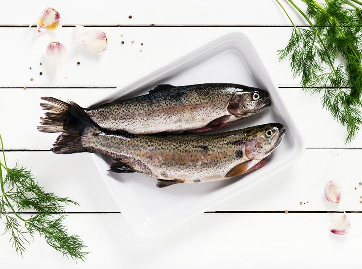 Фото №1 - Можно ли есть рыбу каждый день