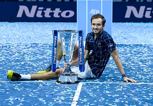 Фото №4 - Даниил Медведев: что нужно знать о российском теннисисте, который творит историю и зарабатывает 1,5 миллиона долларов за вечер