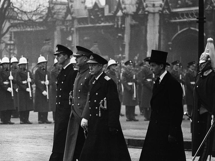 Фото №29 - Братья, короли, враги: Георг VI, Эдуард VIII и их противостояние, изменившиее мировую историю