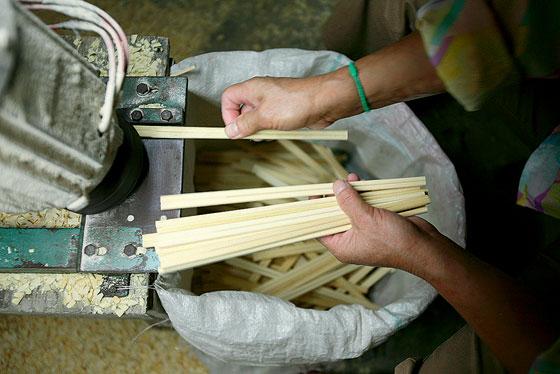 Фото №5 - Куайцзы своего счастья: история китайских палочек