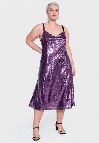 Фото №2 - Много красоты: 15 платьев на выпускной для plus size девчонок 👗