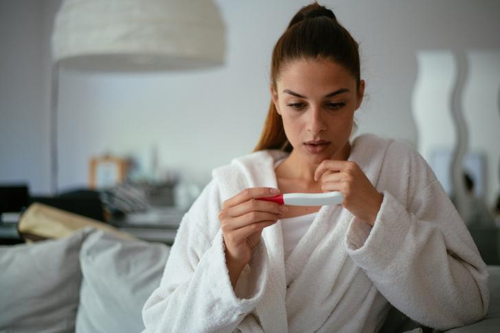 Незапланированная беременность что делать