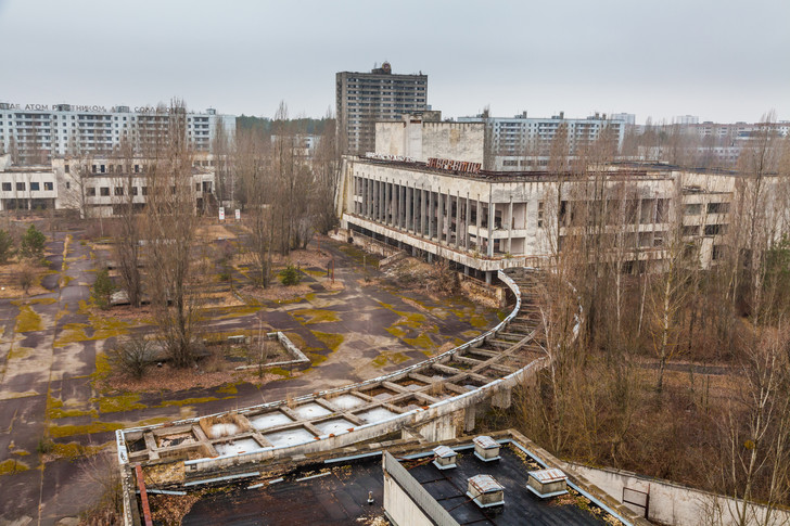 Фото №1 - Почему в одночасье пустеют города и как это бывает