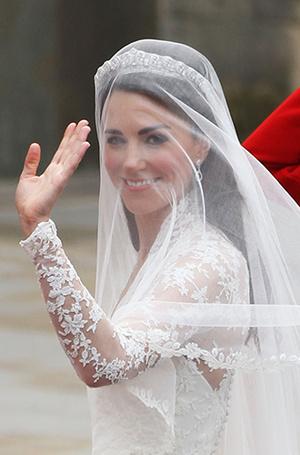 Фото №2 - Факты о свадьбе Кейт Миддлтон и принца Уильяма, о которых вы могли не знать