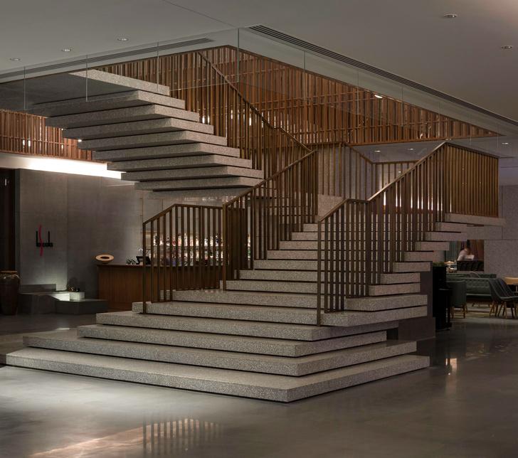 Фото №3 - Отель в Шанхае по проекту Neri & Hu