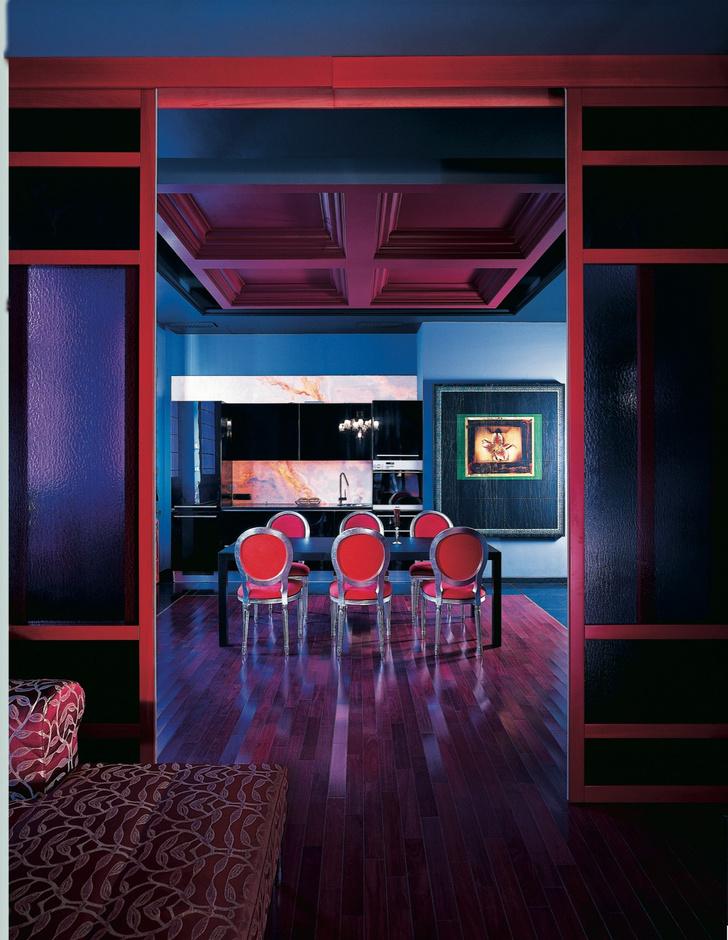 Фото №2 - Самые красивые комнаты за 20 лет: кухни-столовые