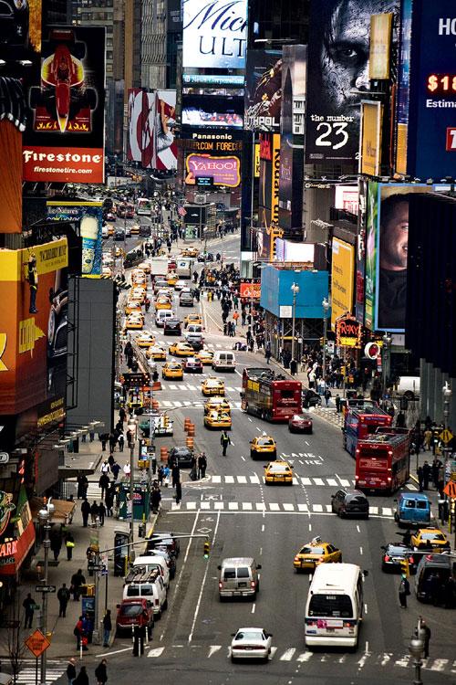 Фото №3 - Работа на миллион: таксист в Нью-Йорке