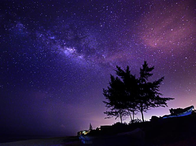 Фото №16 - Звездная карта: самые красивые фото ночного неба