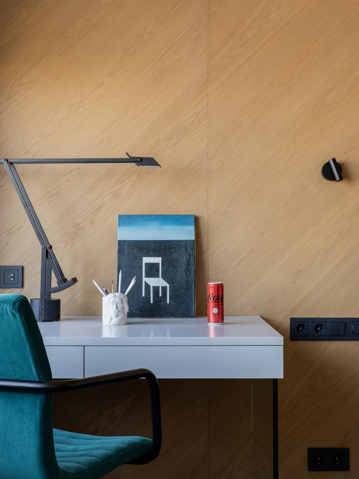 Фото №12 - Уютная квартира 120 м² для большой семьи в Москве