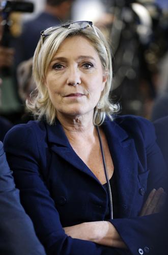 Фото №2 - Почему у Марин Ле Пен есть все шансы стать президентом Франции