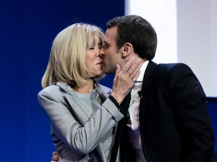 Фото №1 - Сколько французы платят за прическу и макияж Брижит Макрон