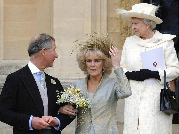 Фото №7 - Все сложно: какими были отношения Королевы и Камиллы после гибели Дианы