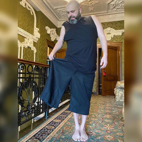Максим Фадеев рассказал, как сбросил 100 кг