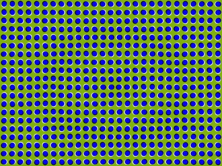 Фото №2 - 5 оптических иллюзий, которые докажут, что твой мозг легко обмануть
