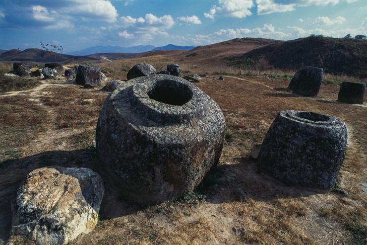 Фото №1 - Археологи разгадали одну из тайн каменных кувшинов Лаоса