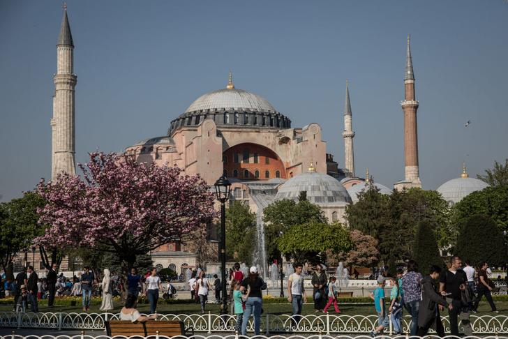 Фото №1 - Посещение достопримечательностей Турции станет дороже