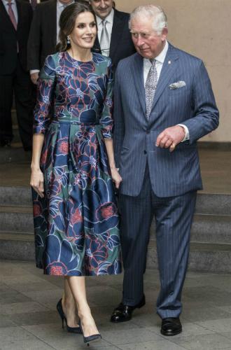 Фото №6 - Встреча Летиции и Чарльза, или Почему принц Уэльский — главный джентльмен британской королевской семьи