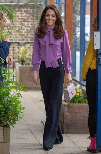 Фото №19 - Десять лет во дворце: как Кейт Миддлтон навсегда изменила королевский стиль