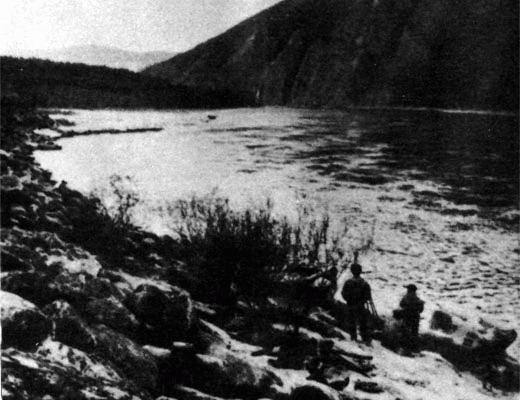 Фото №1 - На далекой реке