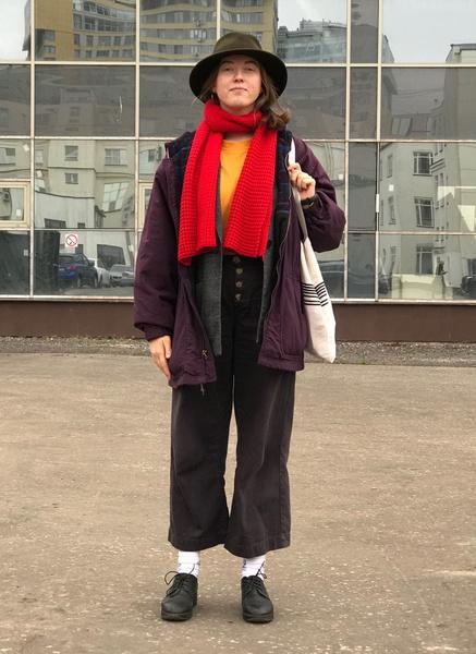 Фото №9 - Утепляемся: Что носит осенью редакция Elle Girl