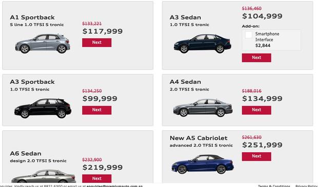 Фото №1 - «Ценаот балды!»: почему в Сингапуре самые дорогие в мире автомобили